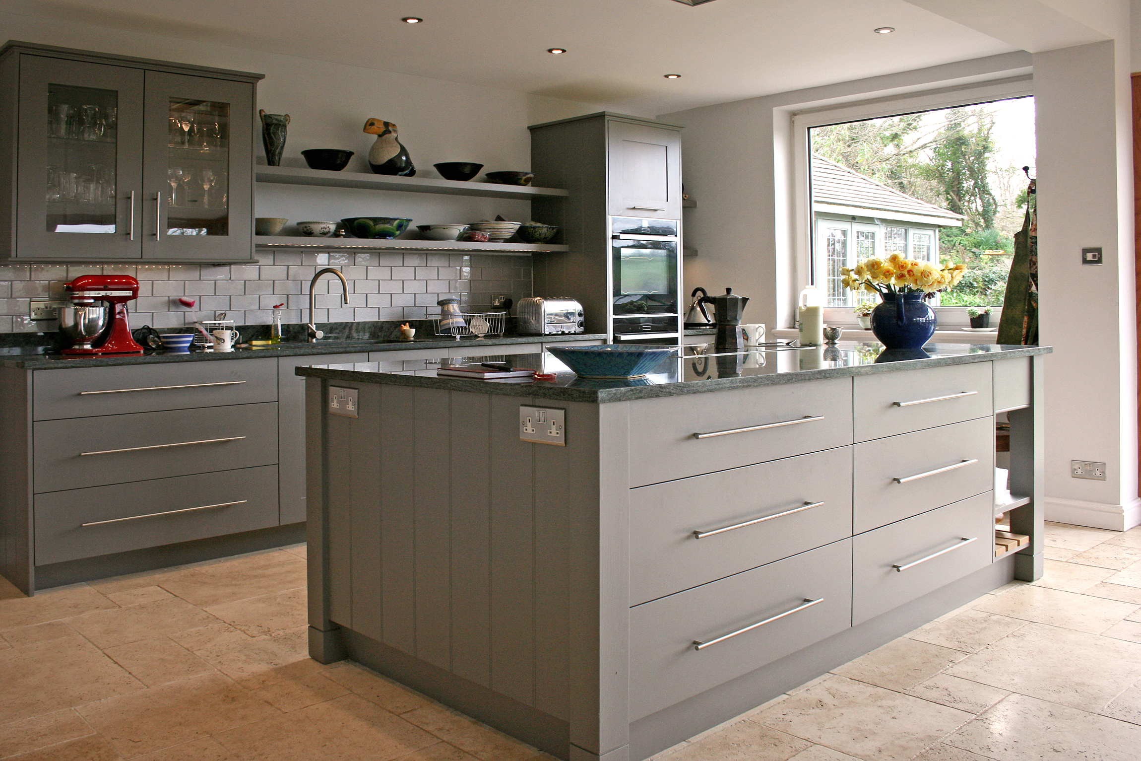 Kitchen Extension Oak And Glass Kitchen Extension Completed For Countryside Property