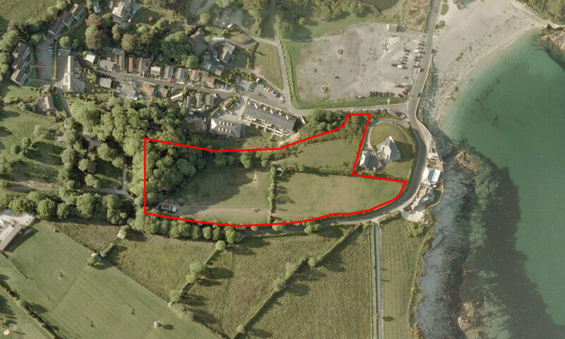 Swanpool Aerial Site Small